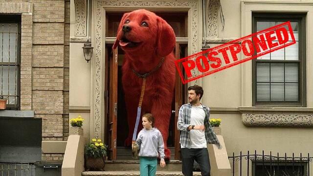Paramount retrasa indefinidamente el estreno en cines de 'Clifford, el gran perro rojo'