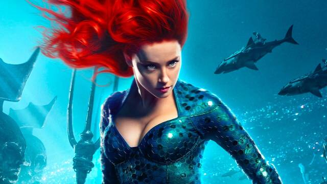 Aquaman 2: El productor explica por qué se rechazó la idea de despedir a Amber Heard