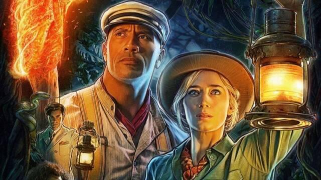 Jungle Cruise recauda 34 millones en taquilla y otros 30 millones en Disney+