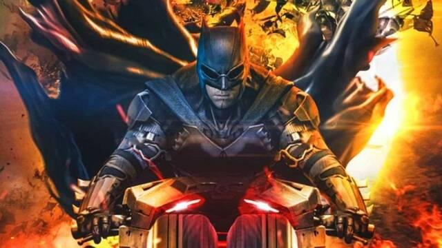 El Batman de Ben Affleck regresa por todo lo alto en este fan art de The Flash