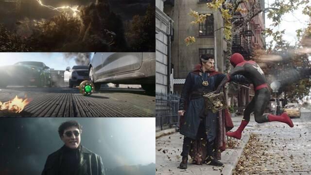 Spider-Man: No Way Home estrena su espectacular tráiler dando la bienvenida al multiverso