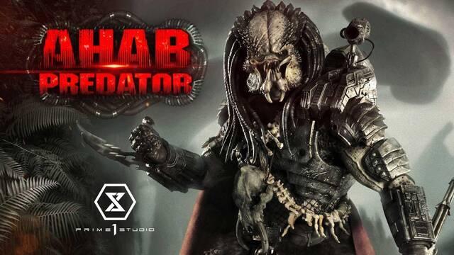 Predator: Así es la detallada nueva estatua inspirada en el mítico Ahab