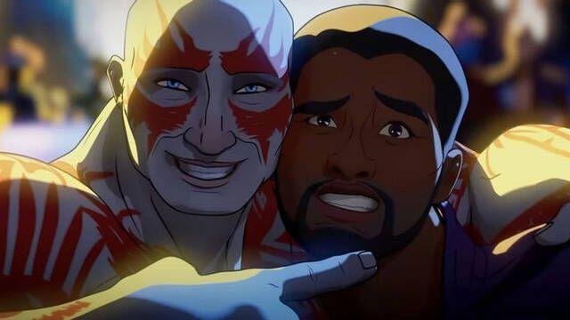 What If...? de Marvel no contará con Dave Bautista para poner su voz a Drax