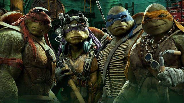 Tortugas Ninja: Colin y Casey Jost escribirán una nueva cinta producida por Michael Bay