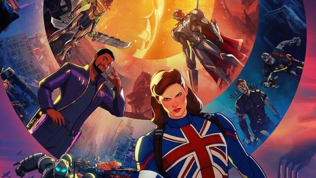 La serie 'What If...?' de Marvel y Disney+ será canon en el multiverso del MCU