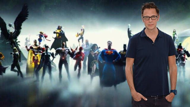 James Gunn tiene varios proyectos planeados para el Universo extendido de DC