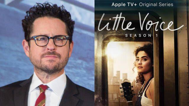 Little Voice, la serie producida por J.J. Abrams, habría sido cancelada por Apple TV+
