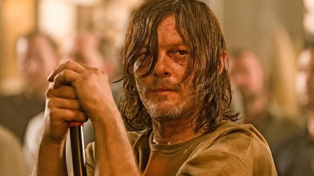 Norman Reedus: El final de The Walking Dead es 'alucinante'