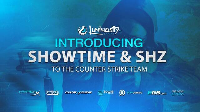 Luminosity ficha a SHOOWTiME y a shz