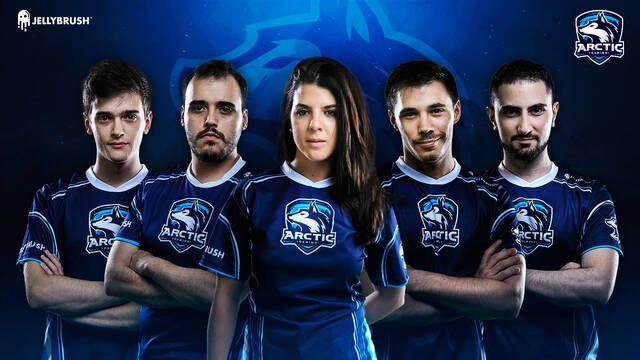 Arctic Gaming se estrena con un equipo mixto de CS:GO