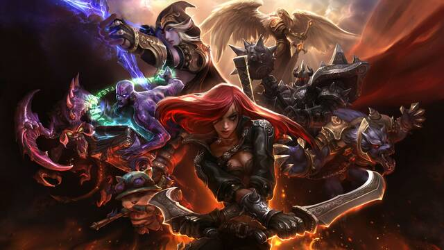 League of Legends supera los 100 millones de usuarios activos mensuales