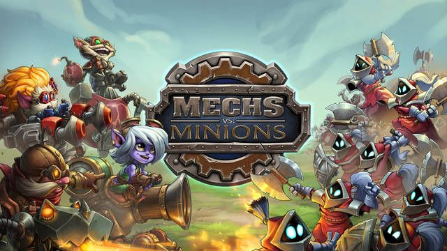 Riot anuncia Mechs VS. Minions, el juego de mesa de League of Legends