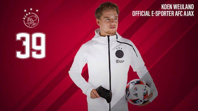 El Ajax ficha a su primer jugador de eSports
