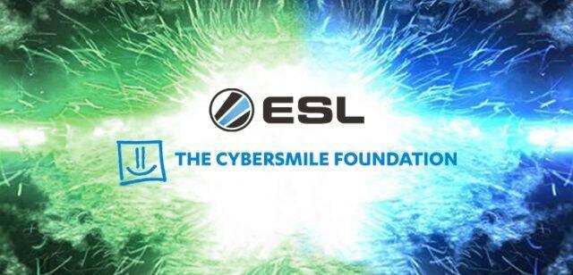 ESL y Cybersmile unen fuerzas para combatir los abusos a través de internet.