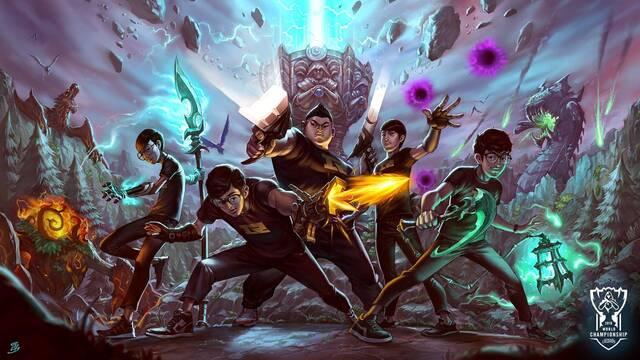 Worlds LOL 2016: Algunas de las mejores jugadas de su primera jornada