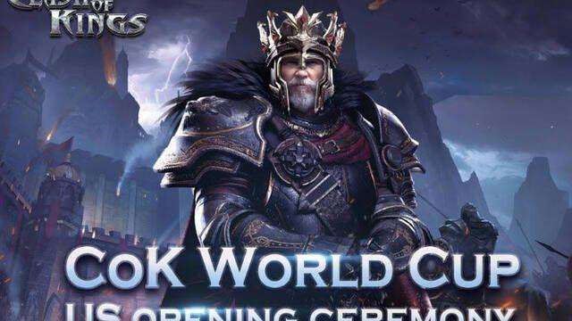 Los Ángeles acogerá el inicio del Mundial de Clash of Kings