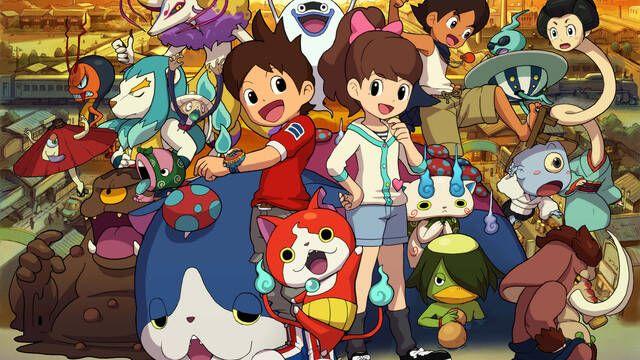 Yo-Kai Watch comienza a emitir nuevos episodios de su segunda temporada