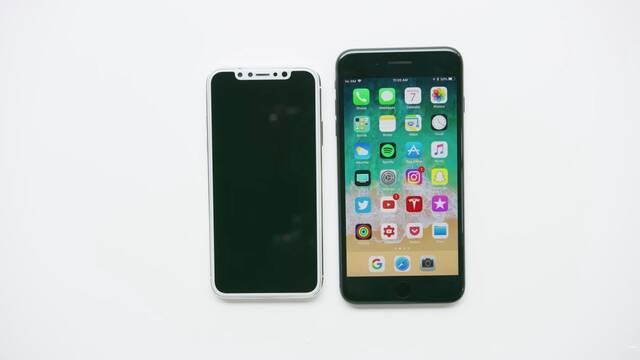 Nuevos detalles del iPhone 8 gracias al iOS 11 GM