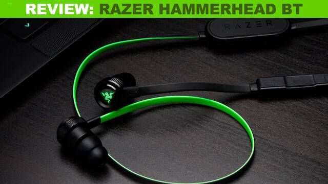 Análisis Razer Hammerhead BT