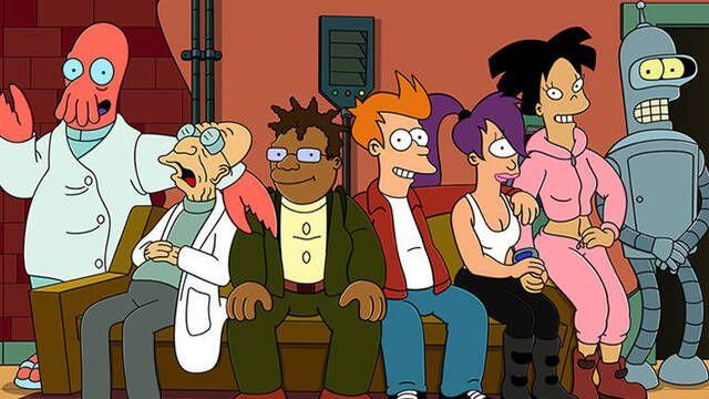 Futurama vuelve con un nuevo episodio... en forma de podcast