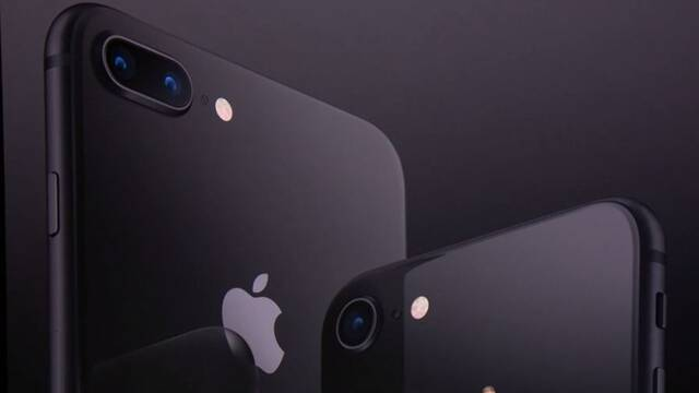 iPhone 8 y  iPhone 8 Plus: A la venta el 22 de septiembre a partir de 809 y 919€
