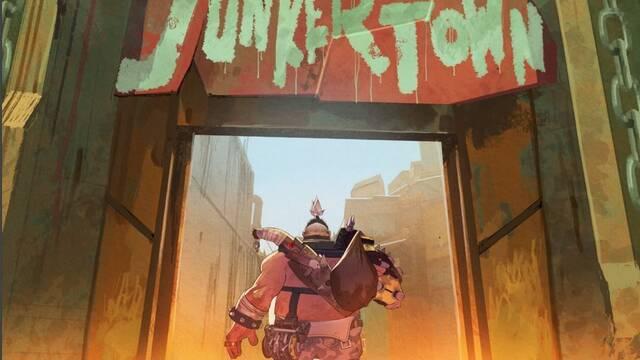 Así se hizo la portada del Tierra Desolada, el último cómic de Overwatch