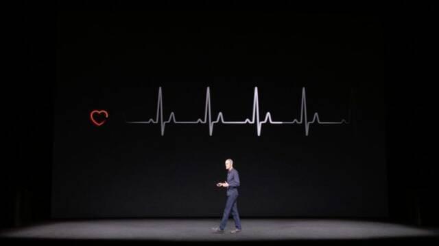 El Apple Watch Series 3 monitorizará nuestro corazón de forma constante