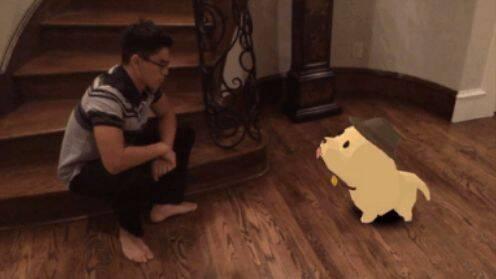 Pokémon Go y Tamagotchi se fusionan en CurioPets