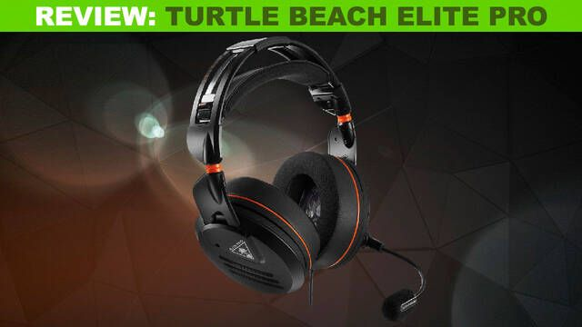 Análisis Turtle Beach Elite Pro PC Edition