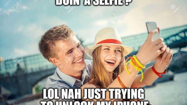 Los mejores memes del Face ID de iPhone 8 e iPhone X