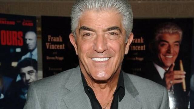 Fallece Frank Vincent, de 'Uno de los nuestros' y 'Los Soprano'