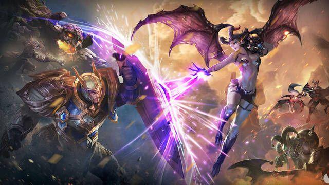 Arena of Valor, el MOBA para móviles de Tencent, llegará a Nintendo Switch