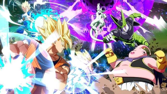 Más de cuatro horas de gameplay de Dragon Ball FighterZ