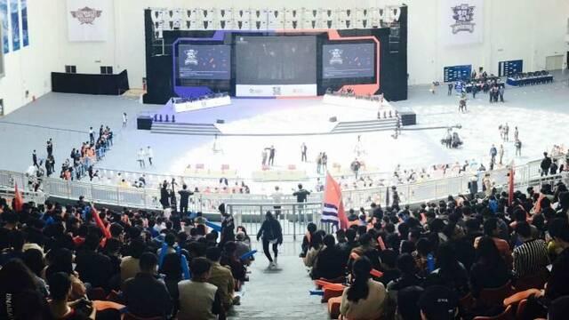 Allied Esports construirá un estadio de esports de 6700 metros cuadrados en China