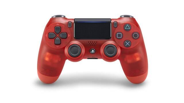 Sony anuncia tres nuevos modelos del mando  DUALSHOCK 4 con colores especiales