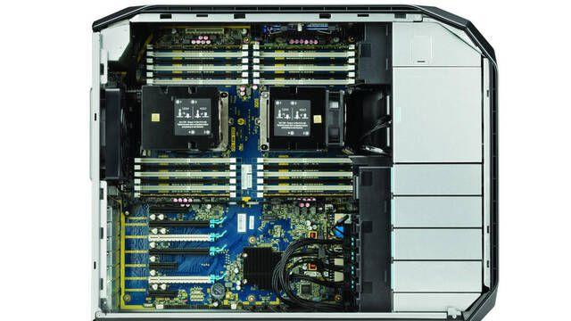 Las nuevas estaciones de trabajo de HP tendrán dos procesadores de 28 núcleos
