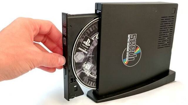 Seedi, la nueva consola retro que combina PSX, Sega CD, Neo-Geo CD o MS-DOS