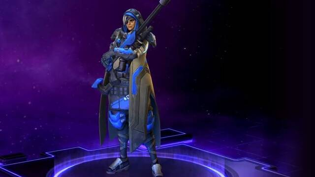 Ana de Overwatch llegará a Heroes of the Storm con estas habilidades
