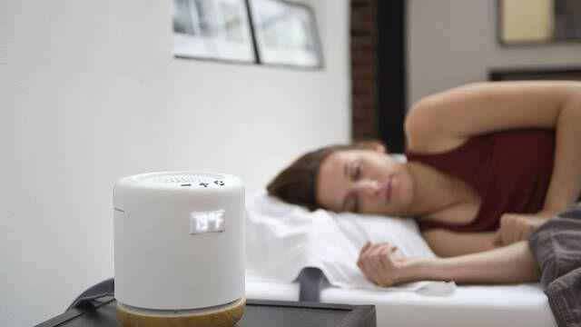 Una almohada inteligente que regula la temperatura por 400 dólares