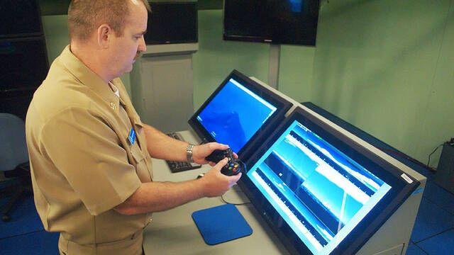 La Marina de Estados Unidos usará mandos de Xbox 360 en un sistema que sustituirá a los periscopios