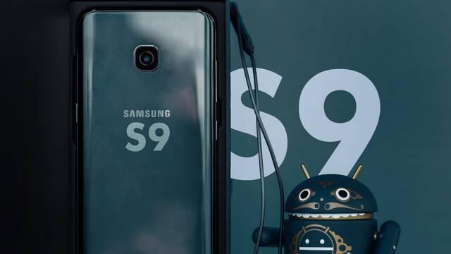 Rumor:  Samsung Galaxy S9 tendrá una cámara de 1000 fps