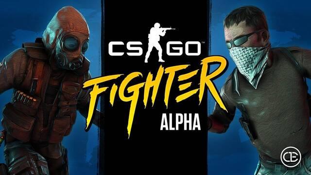 CS:GO se convierte en un gran juego de lucha en este vídeo