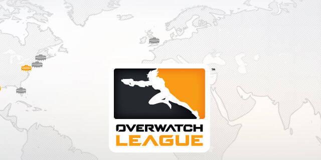 La temporada inaugural de Overwatch League arrancará el 10 de enero del 2018