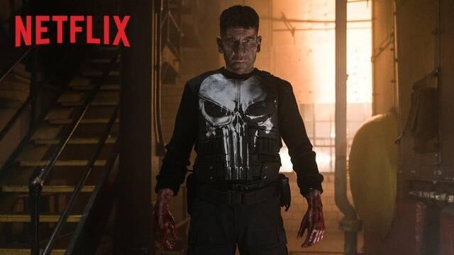 Primer tráiler oficial de The Punisher, la nueva serie de Marvel para Netflix