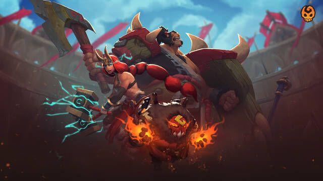 Battlerite será gratuito a partir del 8 de noviembre