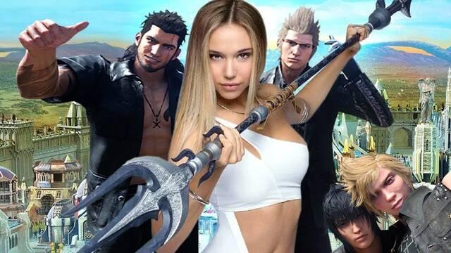 Quién es Alexis Ren y por qué anuncia videojuegos