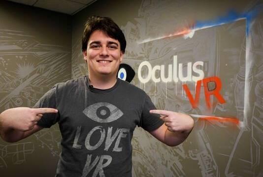 El fundador de Oculus defiende el porno en los sistemas de realidad virtual