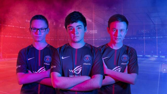 El PSG inicia una aventura en Rocket League