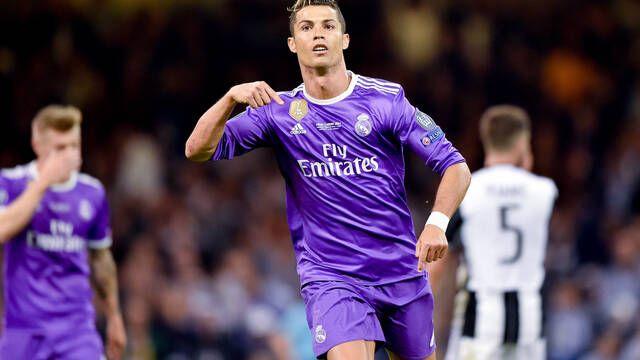 Así se ve la celebración del SIU de Cristiano Ronaldo en FIFA 18