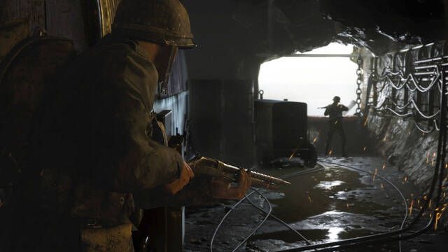 Ya puedes precargar la beta multijugador de Call of Duty: WWII